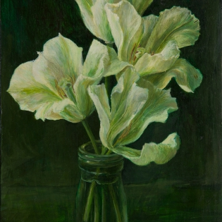 Het einde van de witte tulpen