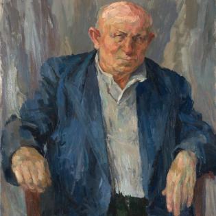 Portret van een man, 1960/'61