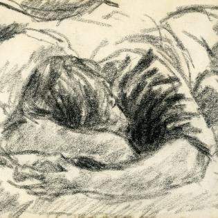 Slapende figuur
