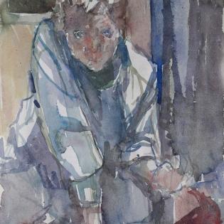 Zelfportret, 1965