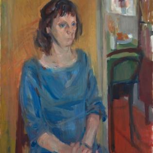 Portret van Pat Schlüter