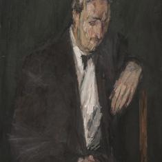 Portret van Jan van Loo