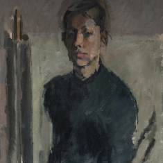 Portretstudie Suzan, 1955