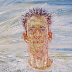 Portretstudie van Gijsbert