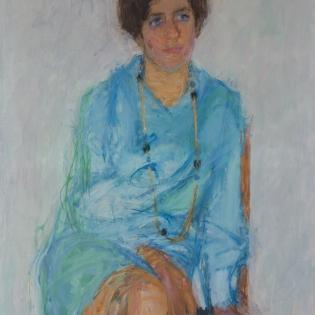 Portret van Anke van Walstijn