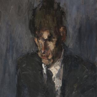 Peter Vos ca 1956