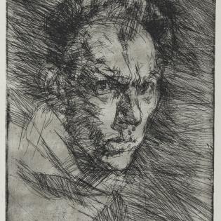 Zelfportret Willem den Ouden