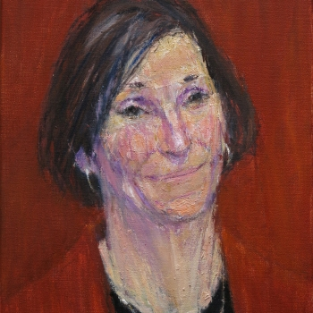 Portret van Henriette Relou