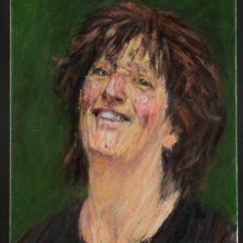Portret van Maria van Tintelen
