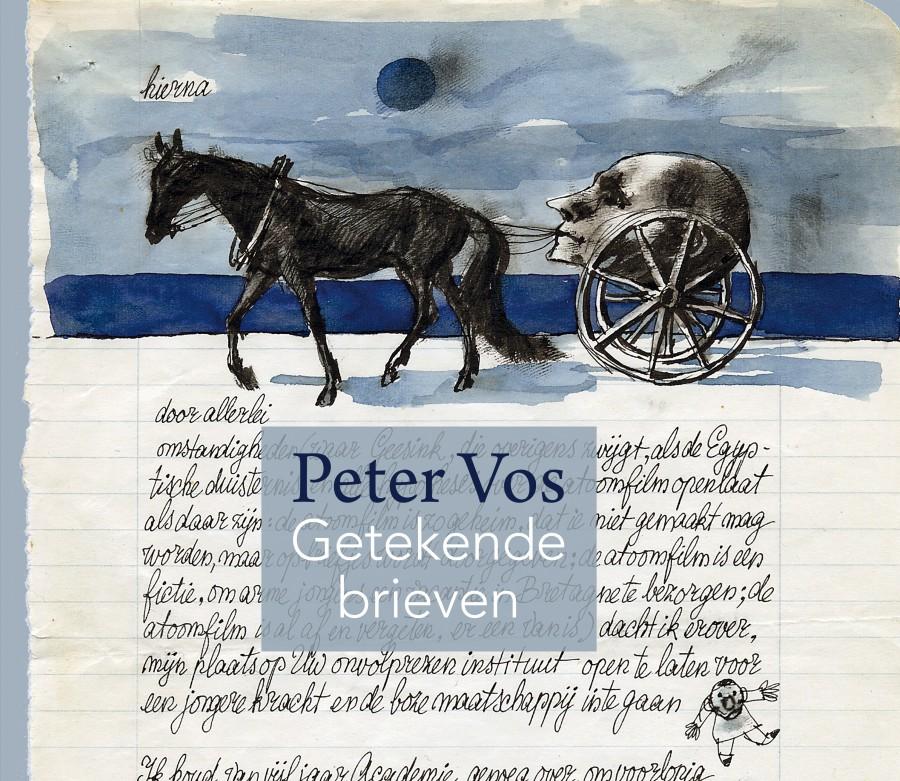 Peter Vos omslag