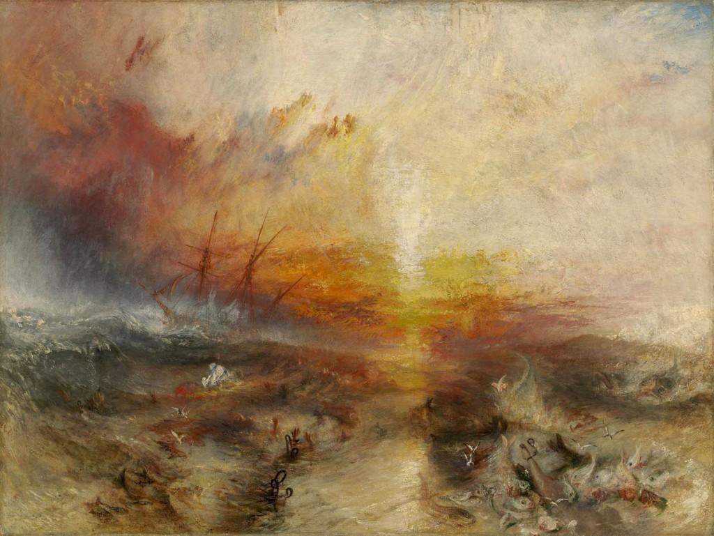 Turner Slaveship