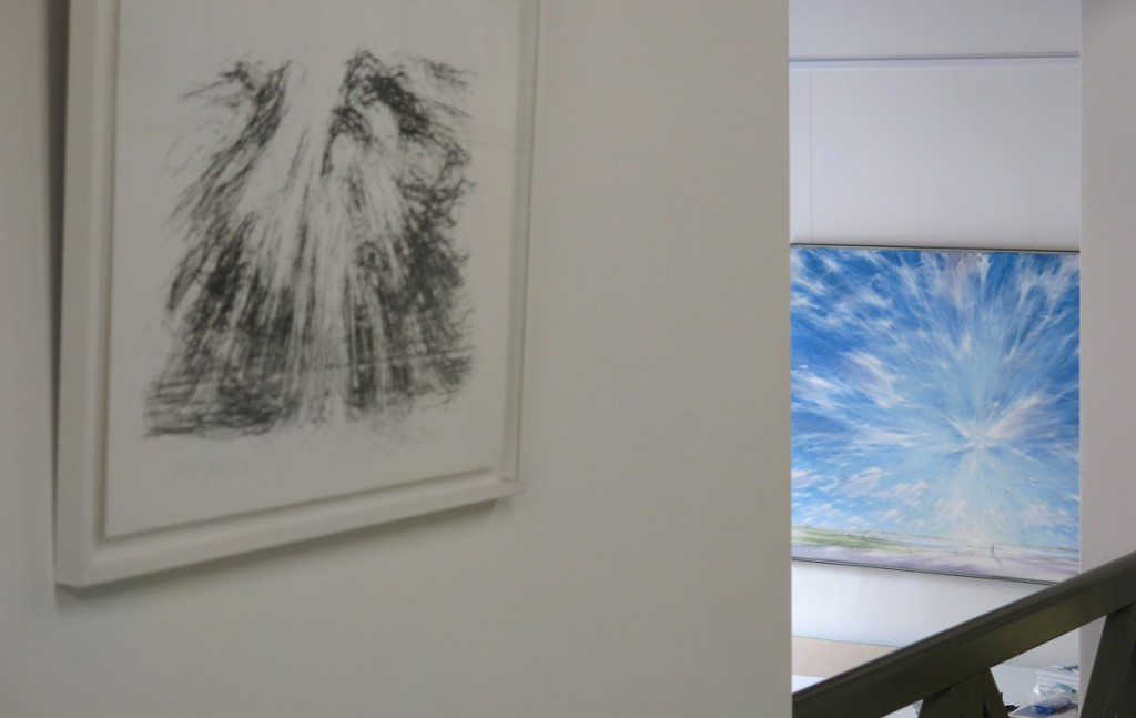 Waalgalerie schilderij en litho