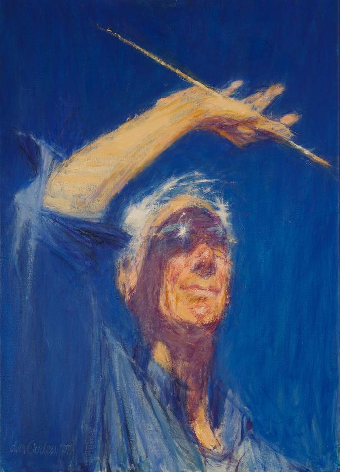 Willem den Ouden, Zelfportret, 2007 - highres-resized voor voorpagina